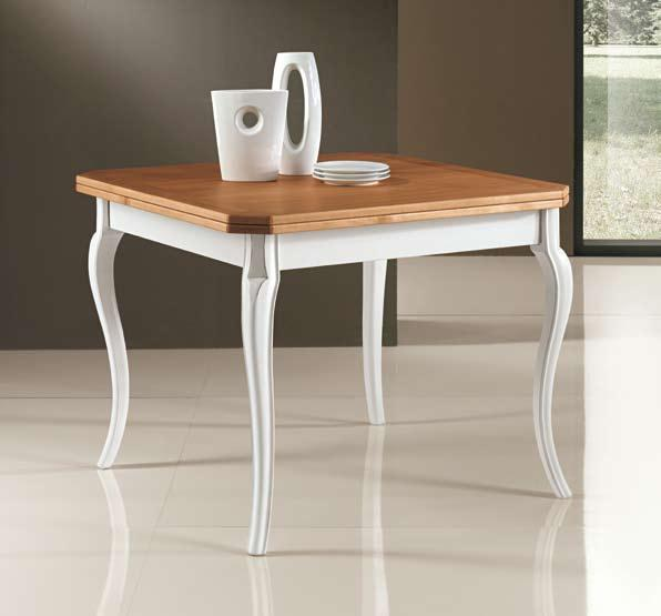 Mesas extensibles mesas de comedor extensibles mesas - Mesa libro comedor ...