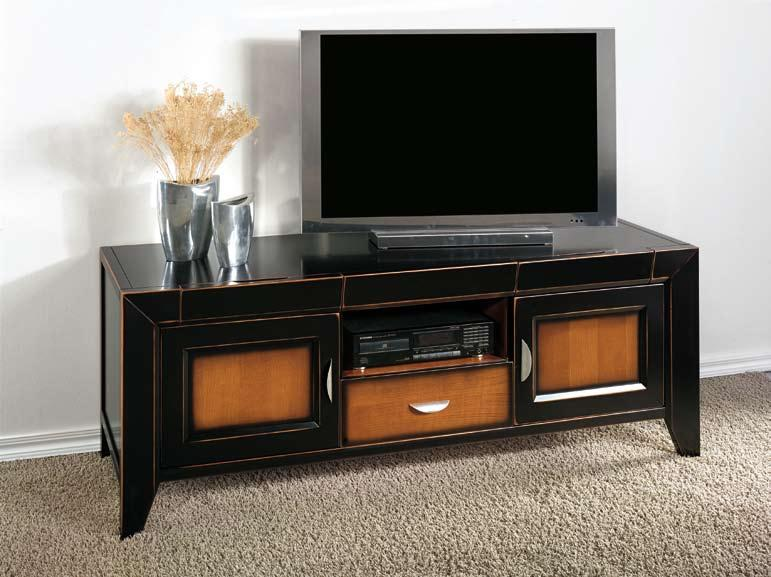Muebles tv de diseo mueble tv diseo industrial with - Mueble giratorio tv ...