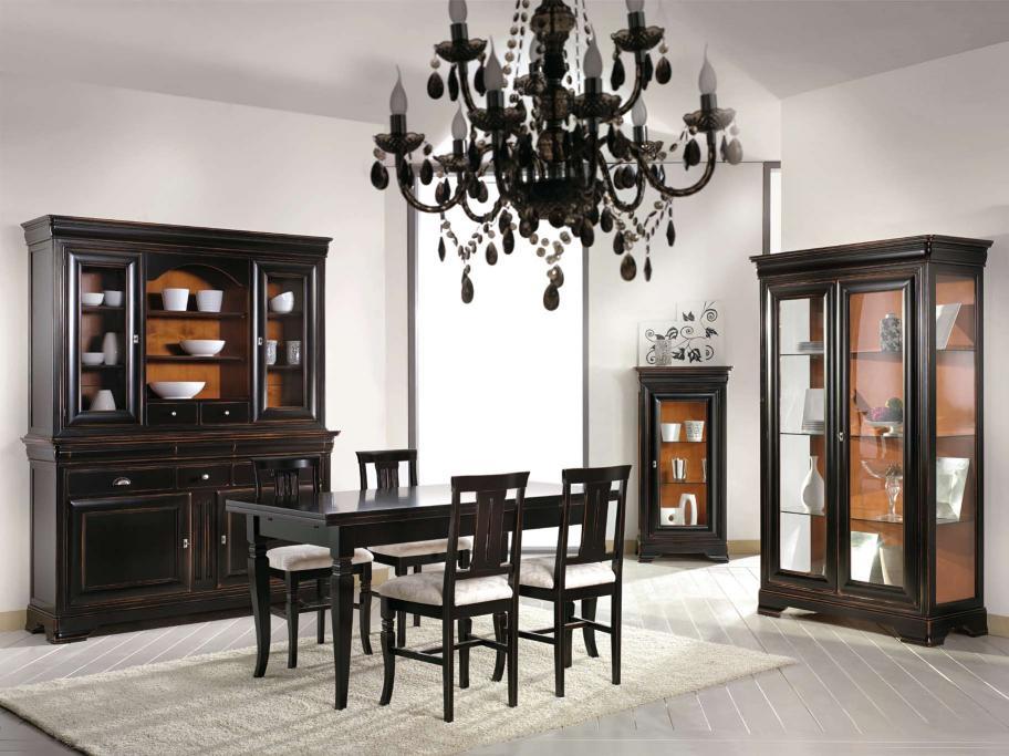 Salon comedor vintage muebles de saln con patas vintage for Comedor vintage moderno