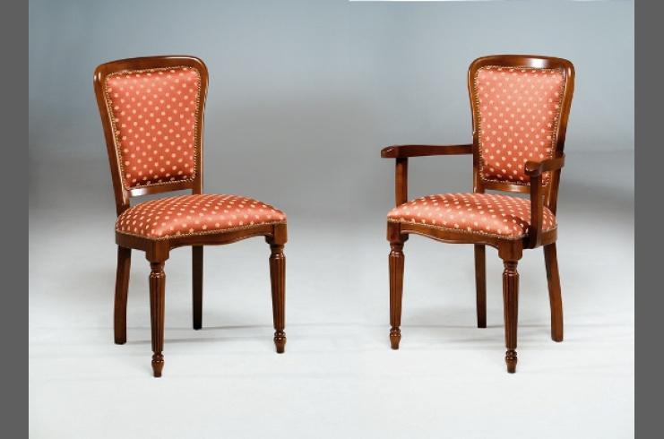 Sillas de comedor clasicas de madera casa dise o for Sillas comedor clasicas tapizadas