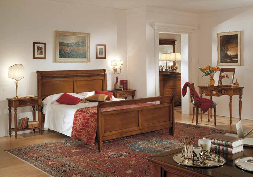 Dormitorios cl sicos for Cuadros dormitorio clasico