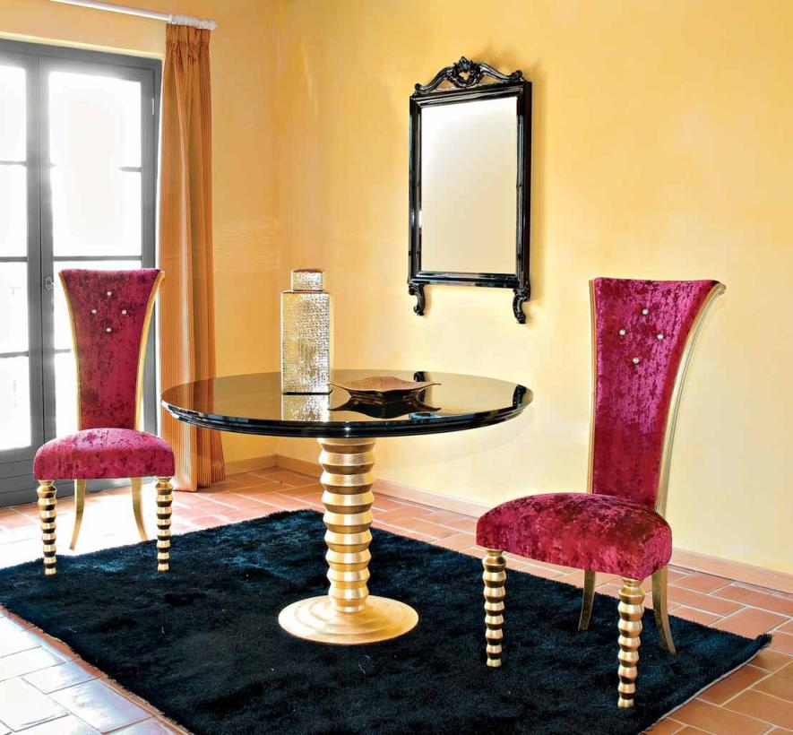 Sillas modernas for Espejos para mesa